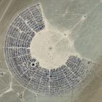Black Rock City, Black Rock Desert (NV), US