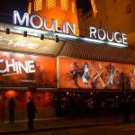 Machine Du Moulin Rouge, Paris, FR