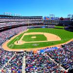 Rangers Ballpark In Arlington, Arlington (TX), US